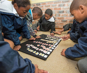 Lehrerausbildung in Suedafrika