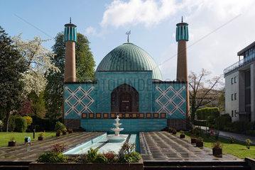 Hamburg  Deutschland  die Imam-Ali-Moschee