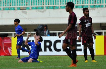 (SP)INDONESIA-BOGOR-AFC CUP-QUALIFICATION-GROUP H