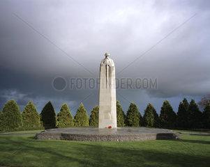 Belgium  Flanders Fields  Vancouver Corner