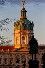 Berlin  Deutschland  Schloss Charlottenburg