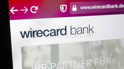 wirecard bank  Deutschland  Europa
