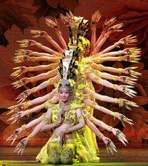 Kanada  chinesische Schauspieltruppe