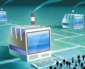 Computer factory