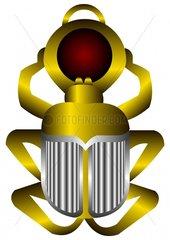 Skarabaeus scarab Aegypten Egypt aegyptisch Egyptian