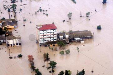 Tuerkei  Istanbul  Ueberschwemmung