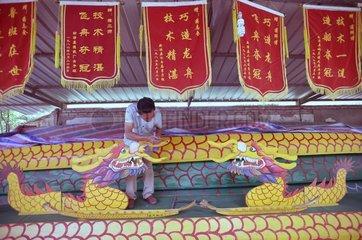 CHINA-SICHUAN-DRAGON BOAT MAKER (CN)