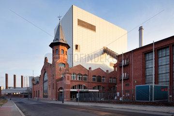 Berlin  Deutschland  Kraftwerk Moabit