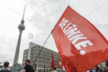 Flagge Die Linke