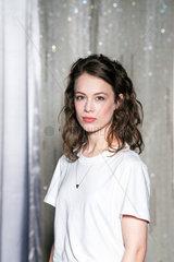 Paula Beer  Hauptdarstellerin in Christian Petzolds Film TRANSIT