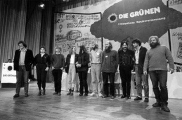 Vorstandswahl Gruene