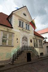 Tallinn  Estland  Botschaft von Litauen