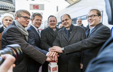 Pofalla + Lutz + Ramelow + Schmidt + Dobrindt