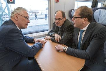 Herrmann + Schmidt + Dobrindt