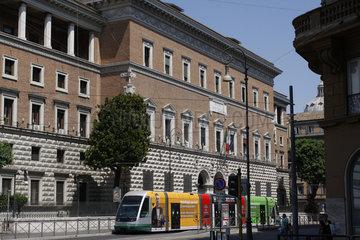 Strassenbahn in Rom