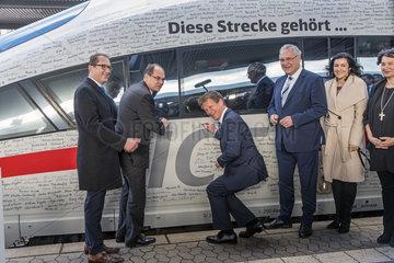 Dobrint + Schmidt + Lutz + Herrmann + Baer + Hann von Weyhern