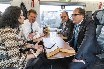 Baer + Lutz + Schmidt + Dobrindt
