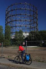 Berlin  Deutschland  Gasometer Schoeneberg