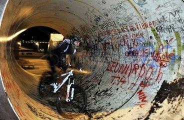 Biker  freestyle