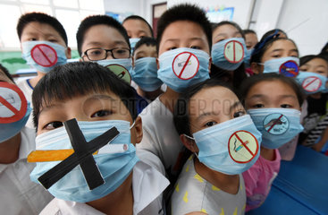 #CHINA-WORLD NO-TABACCO DAY-ACTIVITIES (CN)