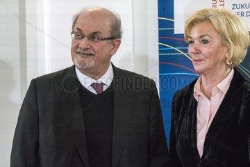 Rushdie + Mohn
