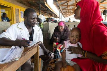 Kakuma  Kenia - Medizinische Grundversorgung und Betreuung von Fluechtlingen im Fluechlingslager Kakuma.