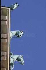 Quadriga auf dem Brandenburger Tor
