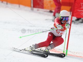(SP)OLY-SOUTH KOREA-PYEONGCHANG-ALPINE SKIING-TEAM EVENT-FINAL