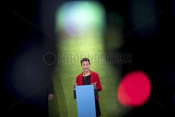 Ska Keller  Europawahlkampagne