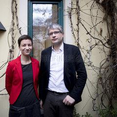 Ska Keller  Sven Giegold  Europawahlkampagne