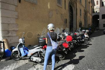 Roller in Rom
