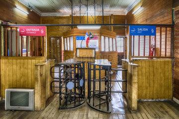 Aufzug Artilleria