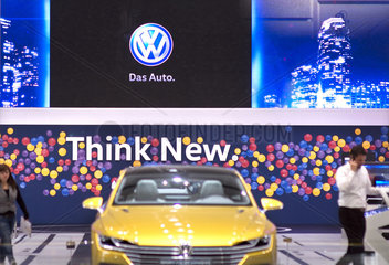 Volkswagen - emission scandal