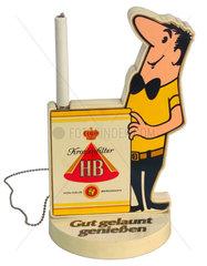 altes original HB-Maennchen  1969