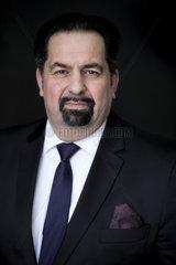 Aiman Mazyek  Zentralrat der Muslime