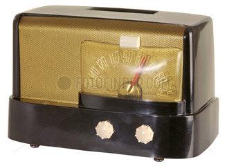 Radio  Emerson  Modell 511 Moderne  1947