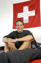 Sandro Burki  Schweizer Fussballspieler beim FC Bayern Muenchen  2002