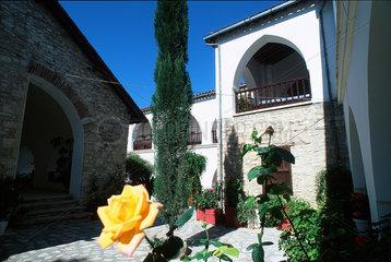 Republik Zypern - Kloster des Agios Neophytos