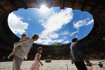 China: Fujians Tulous