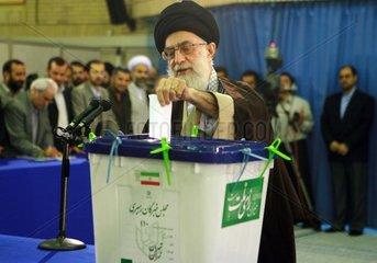 Wahlen in Iran