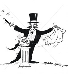 Zauberei mit dem EURO