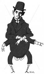 Franz Kafka Verwandlung in den Kaefer