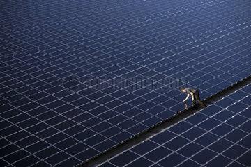 Solarkraftwerk Templin - Gross Doelln