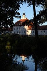 Neustadt/Dosse  Deutschland  das Landstallmeisterhaus des Brandenburgischen Haupt- und Landgestuets