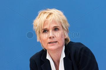 """Berlin  Deutschland  Sandra Immoor  Chefredakteurin žBild der Frau"""""""