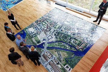 Potsdam  Deutschland  digitale Grossdrucke von Big Image Systems