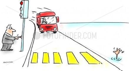 Erste Hilfe Sofortmassnahmen mit Bus