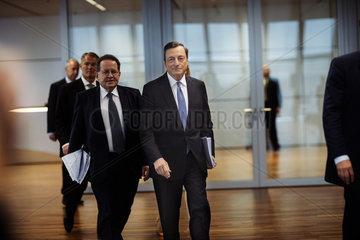 Draghi at ECB