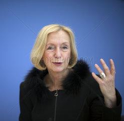 New German Education Minister Johanna Wanka