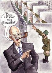 Struck und Bundeswehr